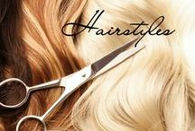 Hairstyles / Beautiful hairstyles