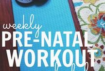 Pregnancy Workouts / Workouts that are safe to do while pregnant