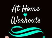 At Home Workouts / Workouts that you can do at home without needing any weights