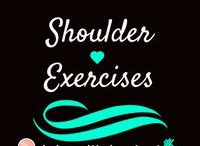 Shoulder Exercises / Exercises for Shoulder Day! Sculpting Shoulders can be difficult if you do not know the right exercises for this area. This board is used to help give you new workouts to try in order to round out and strengthen your shoulders.