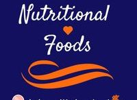 Nutritional Foods / These are nutritional foods and nutritional facts. To be able to understand health, meal planning or dieting, you have to understand the basics of nutrition.
