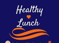 Healthy Lunch / Healthy and delicious lunch choices to choose from