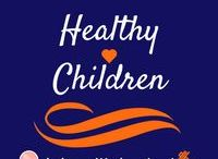 Healthy Children / In a world full of sweets, carbs, and unhealthy snacks, it is wonderful seeing new ways to keep your children happy and healthy!