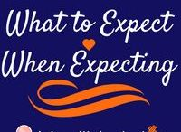 What to Expect When Expecting / Trying to decide what you have to do and what you want to do when you have your baby can cause stress. This board is dedicated to finding ways to relieve some of your stress and help you prepare for your soon-to-be baby :)