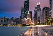 Sweet Home Chicago / Chicago architecture ,hidden gems , and famous locations