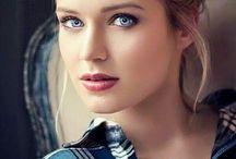 Красивые лица