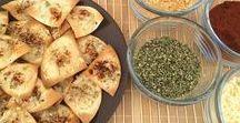 Aperitivos / Recetas de aperitivos vegetarianos