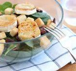 Ensaladas / Recetas de ensaladas vegetarianas