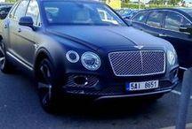 Bentley / Automobily značky Bentley | Bentley cars
