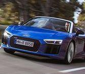 Audi / Audi automobily | Audi cars