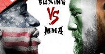 MMA / MMA ! McGREGOR ! MAYWEATHER ! RONDA ROYSEY ! THIS IS MMA !