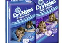 Huggies Gallery - Products (diapers, wipes...)