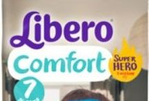 Libero Gallery - Products (diapers, wipes...)