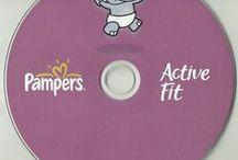 Pampers Gallery - Merchandise
