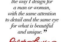 ~ Ralph Lauren~Romantic Home ~