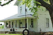 ~ FARMHOUSE DREAMIN' ~ / welcome to the Farmhouse of my dreams...