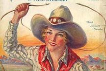 Western Covers, Posters & Vintage photos