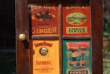 SpICe TiNS & cuPBOaRdS