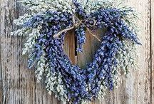Rustic Hearts & Flowers