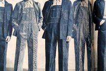 Vintage Work & Work Wear