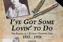 The DORIS Diaries /  is the true story of life as teen girl in Portland, Oregon in the 1920s. Julia Park Tracy's edited collection of the diaries of her great aunt Doris