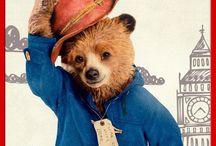Teddy Bear / Paddington is my favorite!