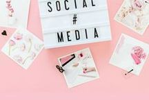 Social Media Tips / Social media tips // social media strategy // facebook tips // instagram tips // how to grow facebook // how to grow instagram // facebook marketing // instagram marketing