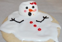 Winter Crafts and Activities / Crafts, Activities and Cute Treats for the Winter Months