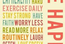 Quotes / by Amy Kidd