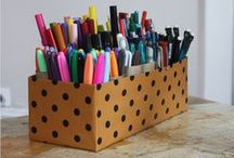 Organization for Lori / Ideas for the house!