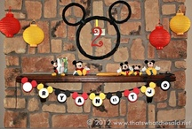 Mickey Mouse Party / by Cheryl {thatswhatchesaid.net}