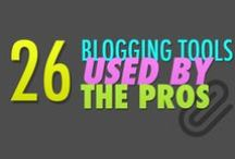 Blog Resources / Blogging can be more than fun, it can be profitable! Run your blogging business with these resources, tutorials, words of advice and more.