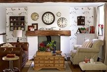 Home Sweet Home / Inspiration for home.  / by Julie Walker