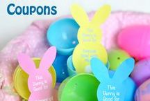 Holidays - Easter / Easter crafts, party decorations, home decor, snack and food recipes, party activities and more.