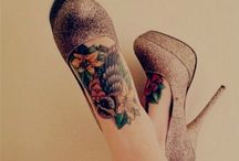 InK ObseSSion / InKed UP / by JuDi BuNNi