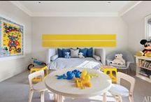 Kids Bedrooms + Spaces