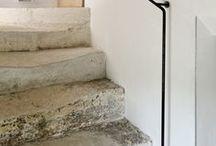 Halls + Stairs