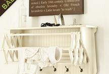 Ideas, laundry room