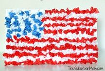 Holidays - 4th of July / 4th of July crafts, printables, activities, foods and more.
