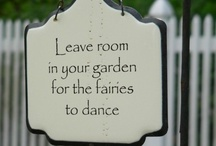 Ideas, garden.