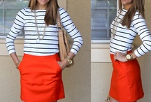 Teach with Style / Styles for me to wear to work as an Elementary teacher  / by Mel M