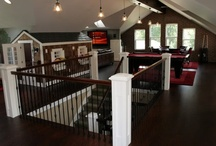 HOUSE: Awesome Attics / by Cheryl {thatswhatchesaid.net}