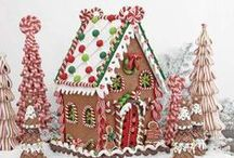 Gingerbread Houses.