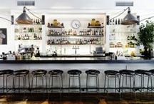 Hotel, Restaurant + Retail Interiors