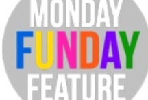 "Monday Funday Projects / Projects linked up to ""Monday Funday Link Party"" hosted by C.R.A.F.T, Lines Across, Uncommon Designs, That's What Che Said, and Creatively Living!  Begins 7 pm EST on Sunday night and runs through midnight on Tuesday each and every week!"