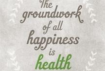 Health & Wellness / by K Siragusa