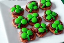 St. Patrick's Day / by Cheryl {thatswhatchesaid.net}