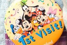 Disneyland / Our many trips to Disneyland  / by Ariel Bettis🎀💋💎