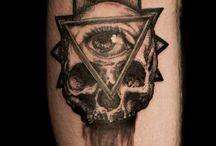 Tattoos _ by Mile-End Tattoos MOntreal / #tattoos #sasseville #mileendtattoos #ink #montreal #art