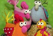 Crafty - crochet Amigurumi